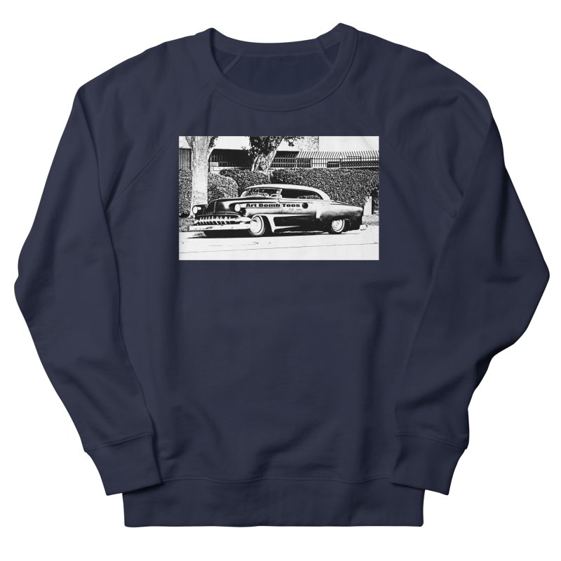 Getaway Car Women's French Terry Sweatshirt by artbombtees's Artist Shop