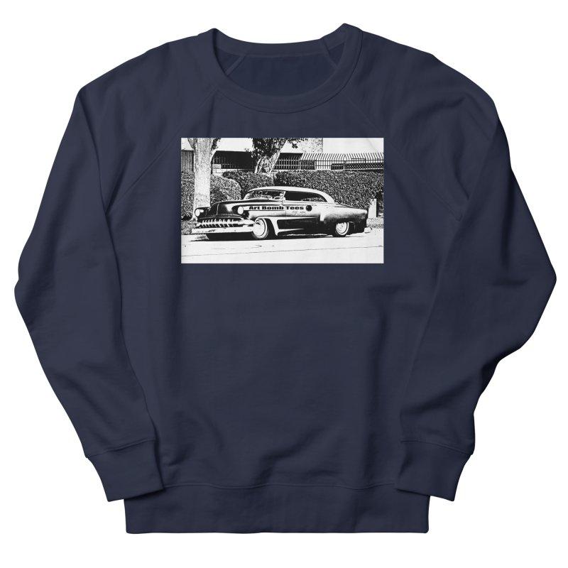 Getaway Car Men's Sweatshirt by artbombtees's Artist Shop