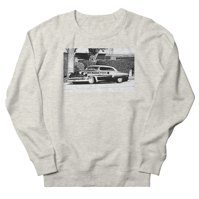 Getaway Car Men's Sweatshirt by artbombtees's Artist Shop
