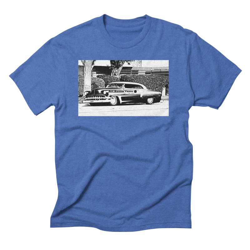 Getaway Car Men's Triblend T-Shirt by artbombtees's Artist Shop