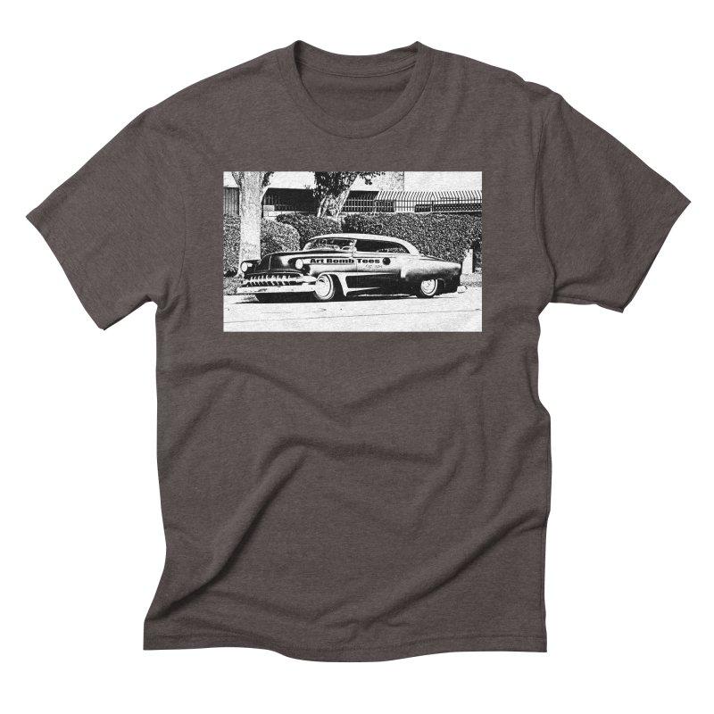 Getaway Car Men's Triblend T-Shirt by artbombtees's Artist Shop