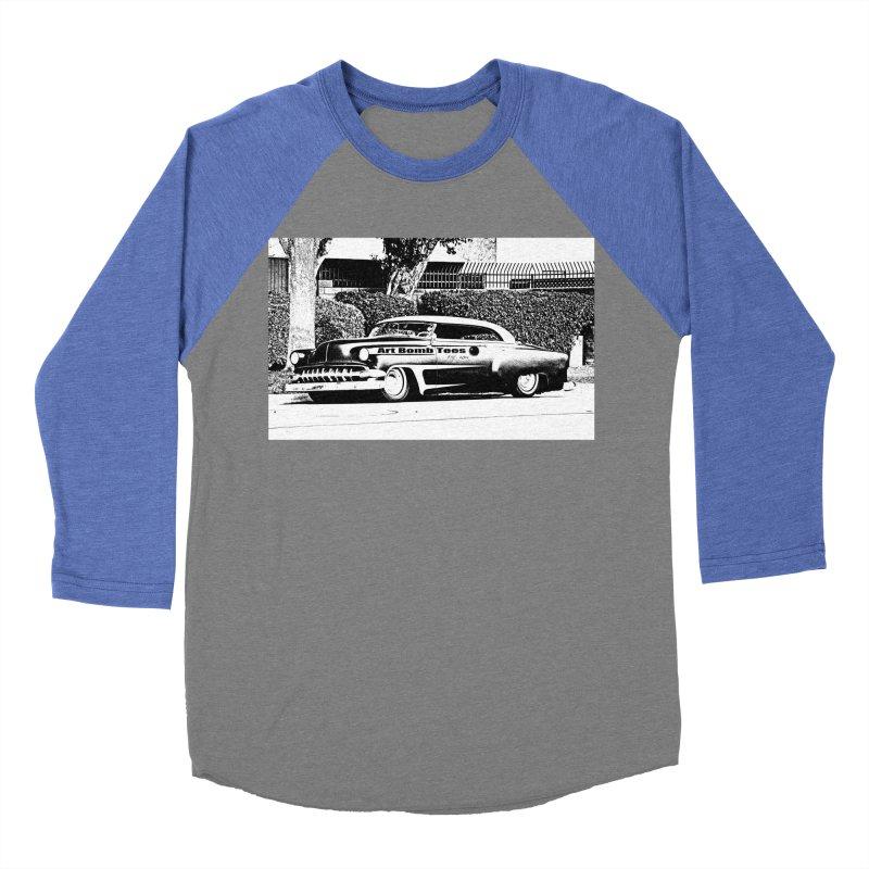 Getaway Car Women's Baseball Triblend T-Shirt by artbombtees's Artist Shop