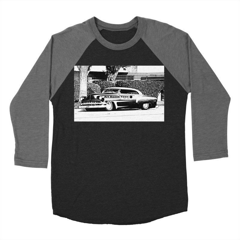 Getaway Car Women's Baseball Triblend T-Shirt by artbombtees's Artist Shop