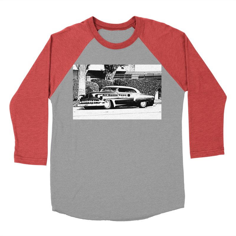 Getaway Car Men's Baseball Triblend T-Shirt by artbombtees's Artist Shop