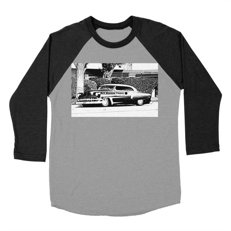 Getaway Car Men's Baseball Triblend Longsleeve T-Shirt by artbombtees's Artist Shop