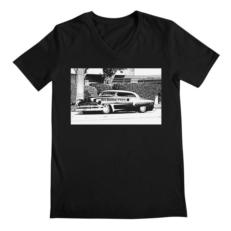 Getaway Car Men's V-Neck by artbombtees's Artist Shop