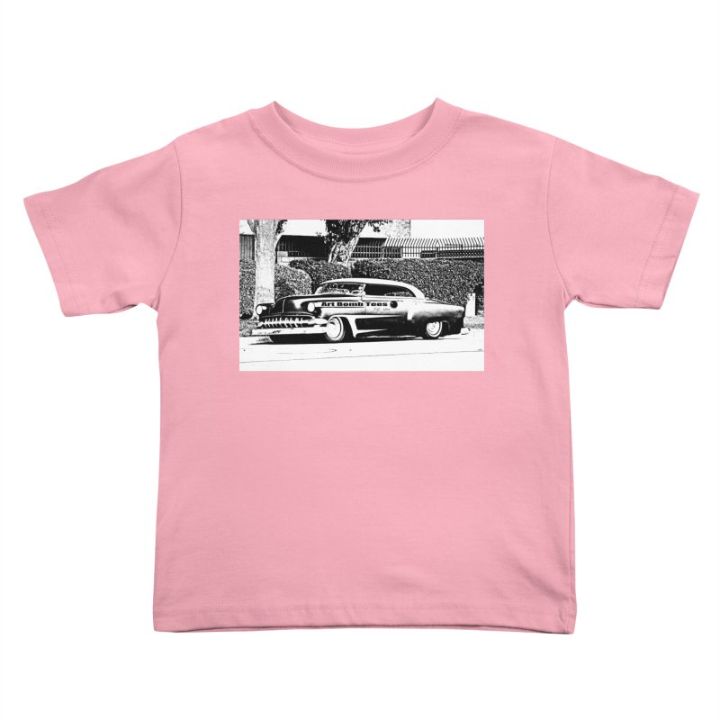 Getaway Car Kids Toddler T-Shirt by artbombtees's Artist Shop