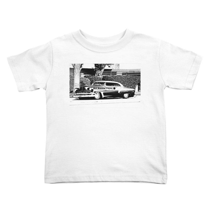 Getaway Car Kids Toddler T-Shirt by artbombtees's Artist Shop