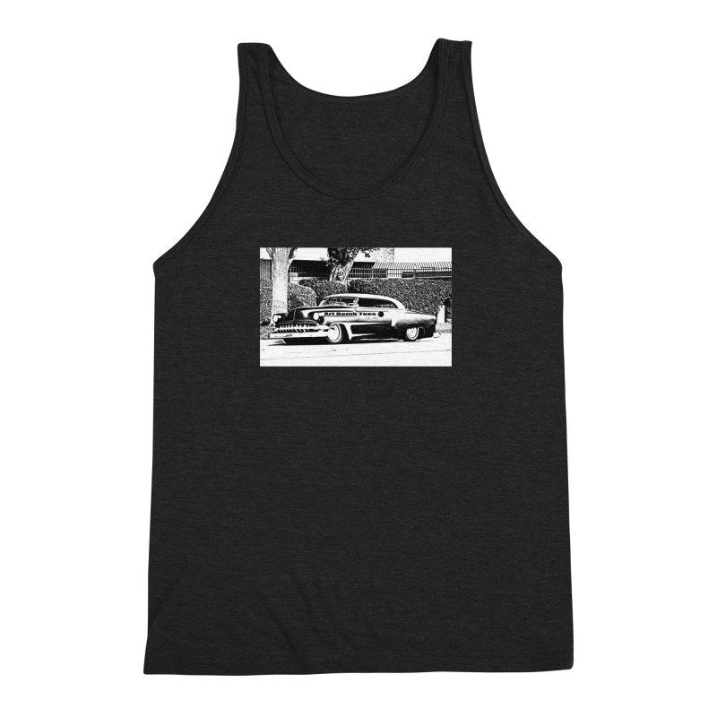 Getaway Car Men's Triblend Tank by artbombtees's Artist Shop
