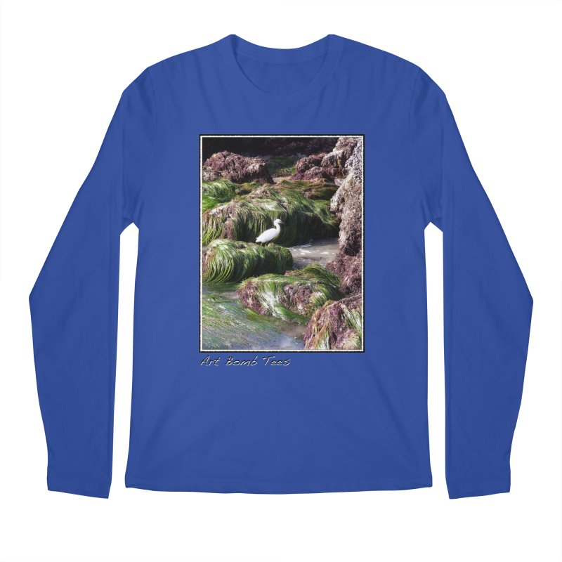 The Cove Men's Longsleeve T-Shirt by artbombtees's Artist Shop