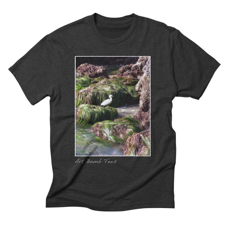 The Cove Men's Triblend T-shirt by artbombtees's Artist Shop