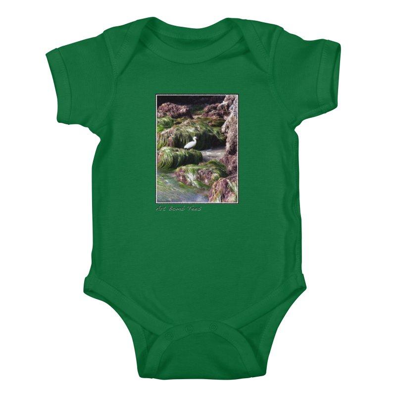 The Cove Kids Baby Bodysuit by artbombtees's Artist Shop
