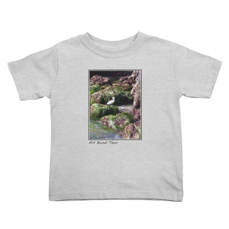 The Cove Kids Toddler T-Shirt by artbombtees's Artist Shop