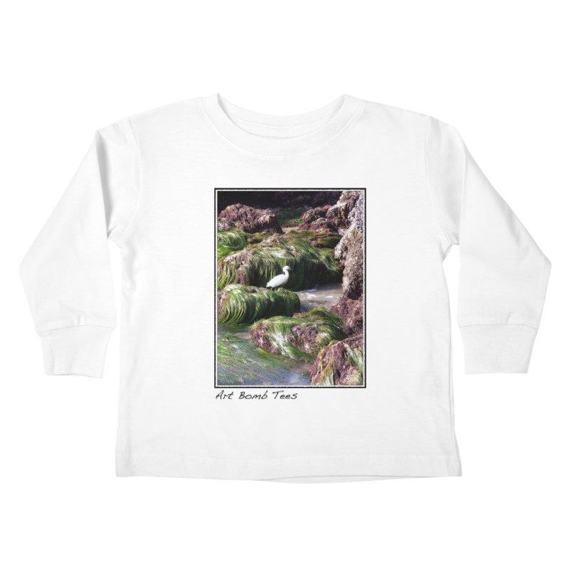 The Cove Kids Toddler Longsleeve T-Shirt by artbombtees's Artist Shop