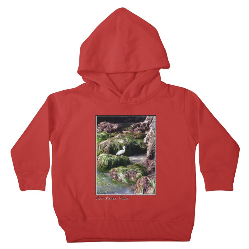 The Cove Kids Toddler Pullover Hoody by artbombtees's Artist Shop