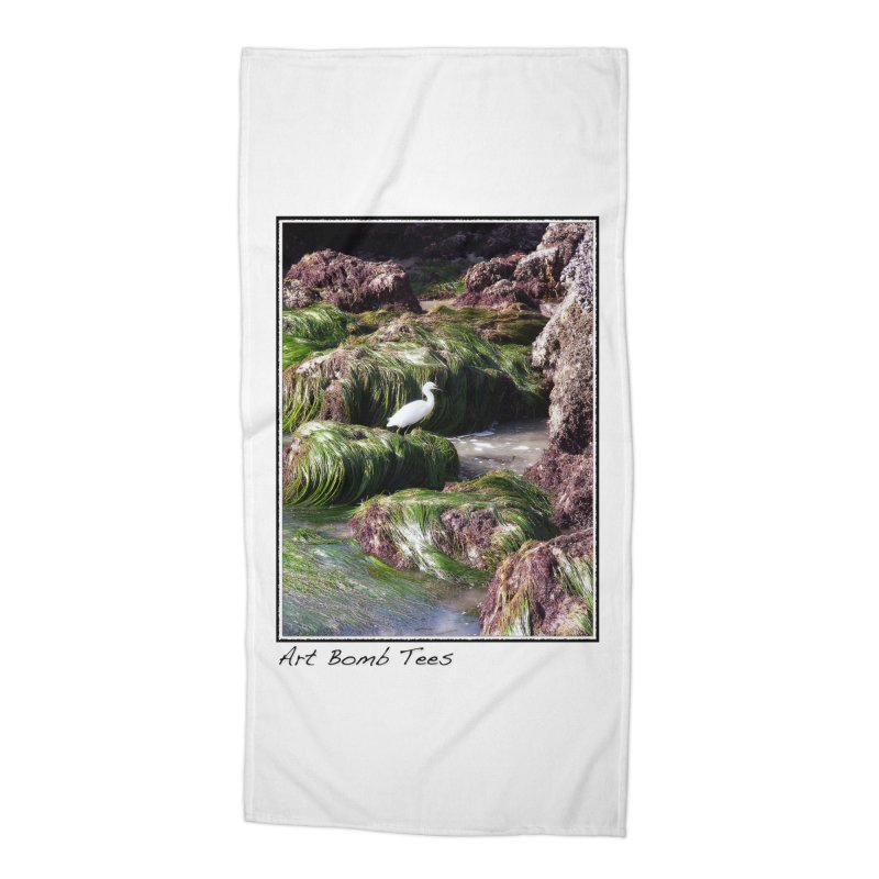 The Cove Accessories Beach Towel by artbombtees's Artist Shop