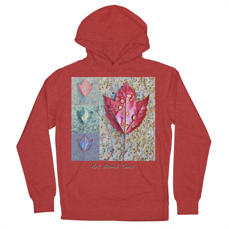 Autumn Colors  Women's French Terry Pullover Hoody by artbombtees's Artist Shop