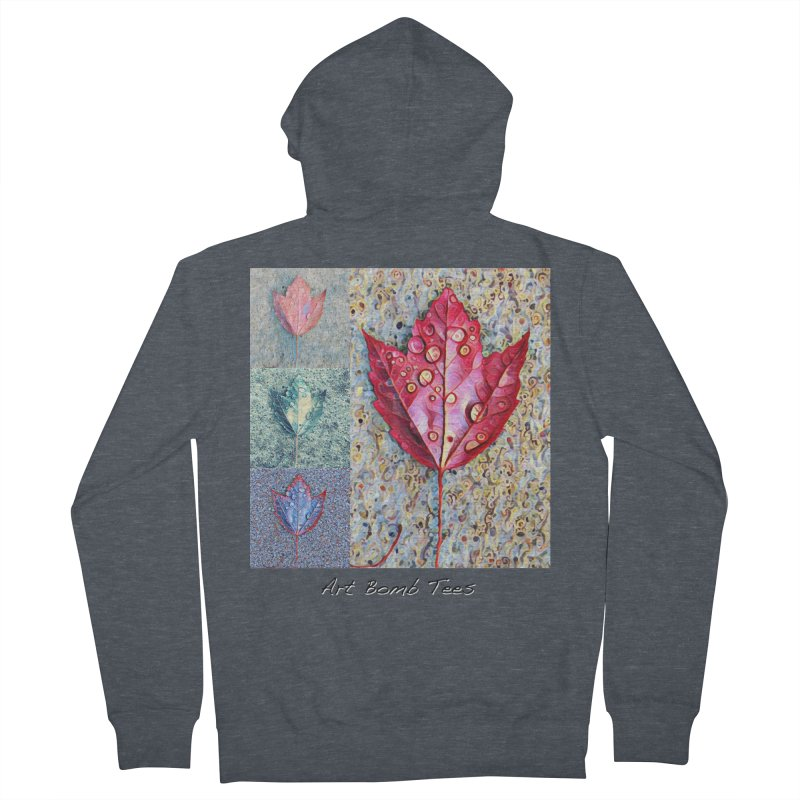 Autumn Colors  Women's Zip-Up Hoody by artbombtees's Artist Shop