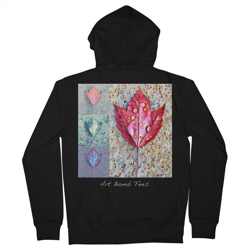 Autumn Colors  Women's Zip-Up Hoody by artbombtees's Artist Shop