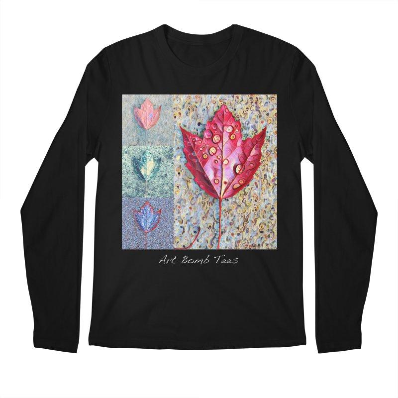 Autumn Colors  Men's Longsleeve T-Shirt by artbombtees's Artist Shop