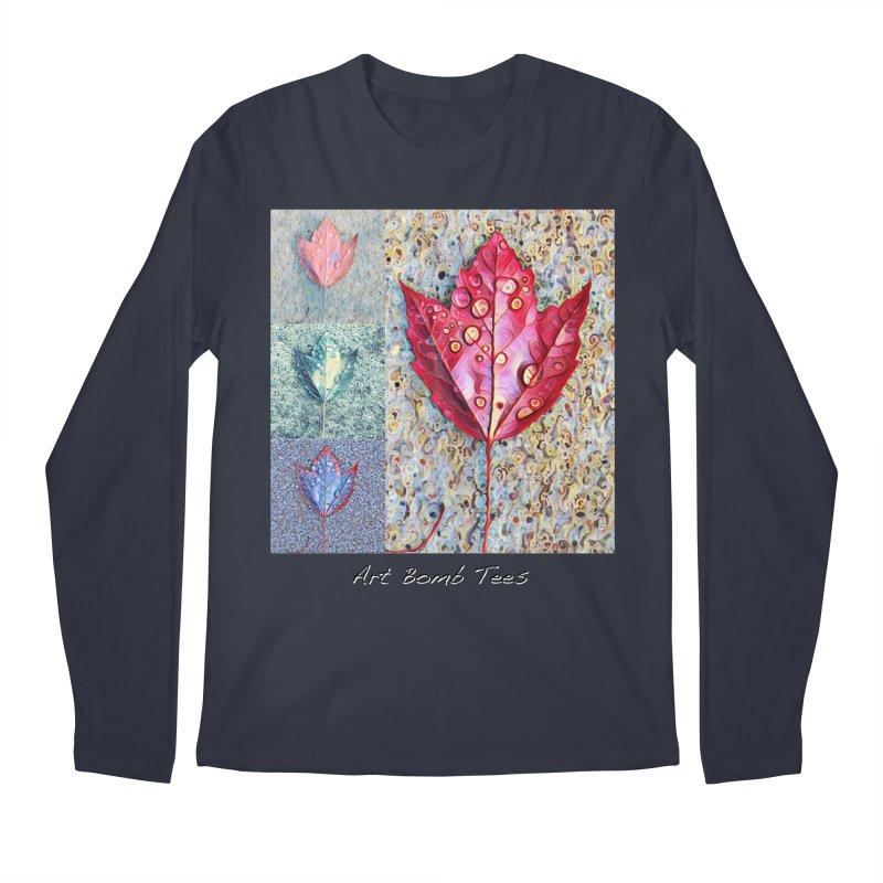 Autumn Colors  Men's Regular Longsleeve T-Shirt by artbombtees's Artist Shop