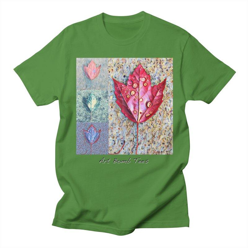 Autumn Colors  Men's Regular T-Shirt by artbombtees's Artist Shop