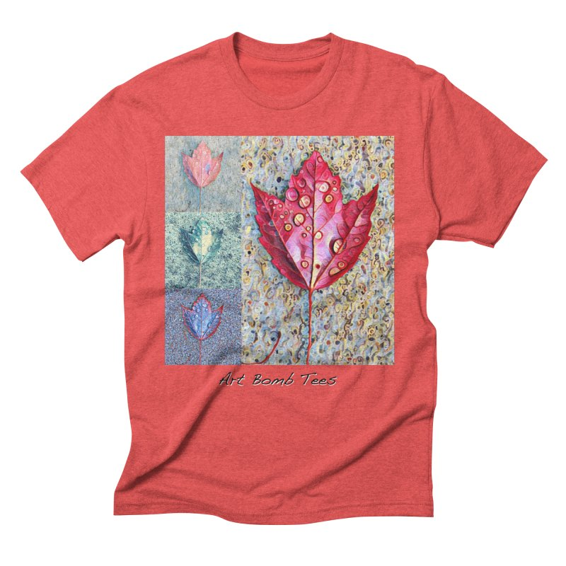 Autumn Colors  Men's Triblend T-Shirt by artbombtees's Artist Shop