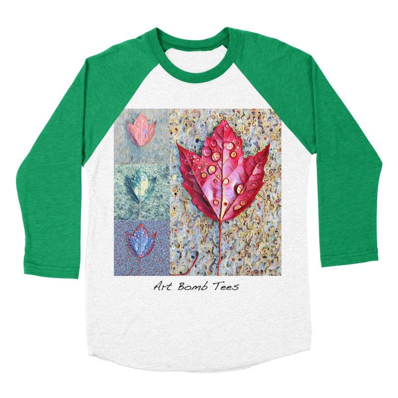Autumn Colors  Women's Baseball Triblend Longsleeve T-Shirt by artbombtees's Artist Shop