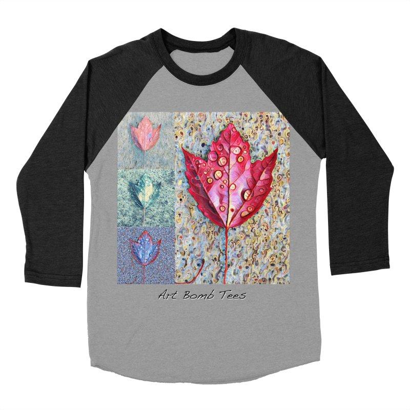 Autumn Colors  Women's Baseball Triblend T-Shirt by artbombtees's Artist Shop