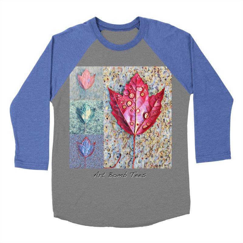 Autumn Colors  Men's Baseball Triblend T-Shirt by artbombtees's Artist Shop