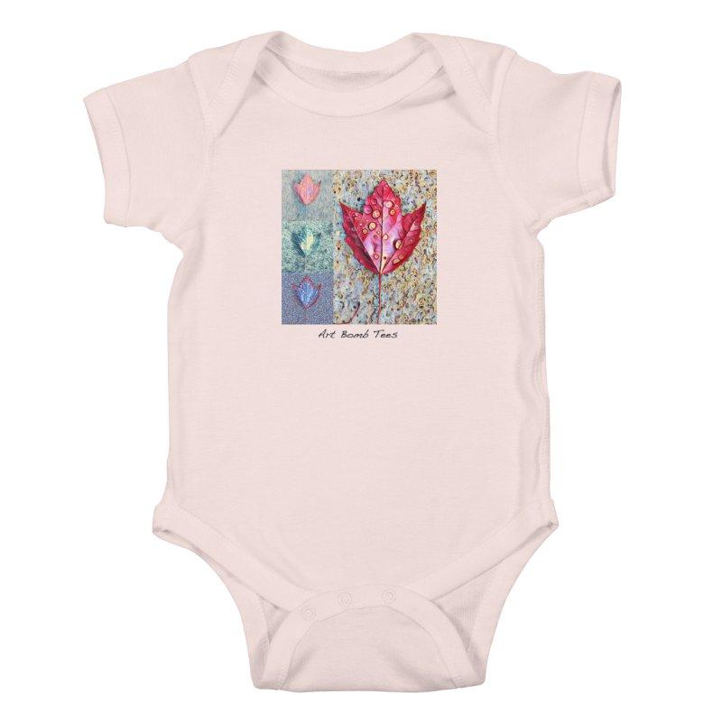 Autumn Colors  Kids Baby Bodysuit by artbombtees's Artist Shop