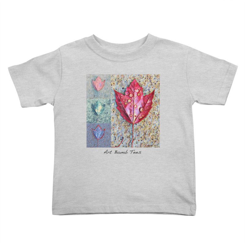 Autumn Colors  Kids Toddler T-Shirt by artbombtees's Artist Shop