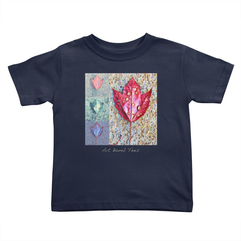 Autumn Colors  Kids Toddler T-Shirt by artbombtees's Artist Shop