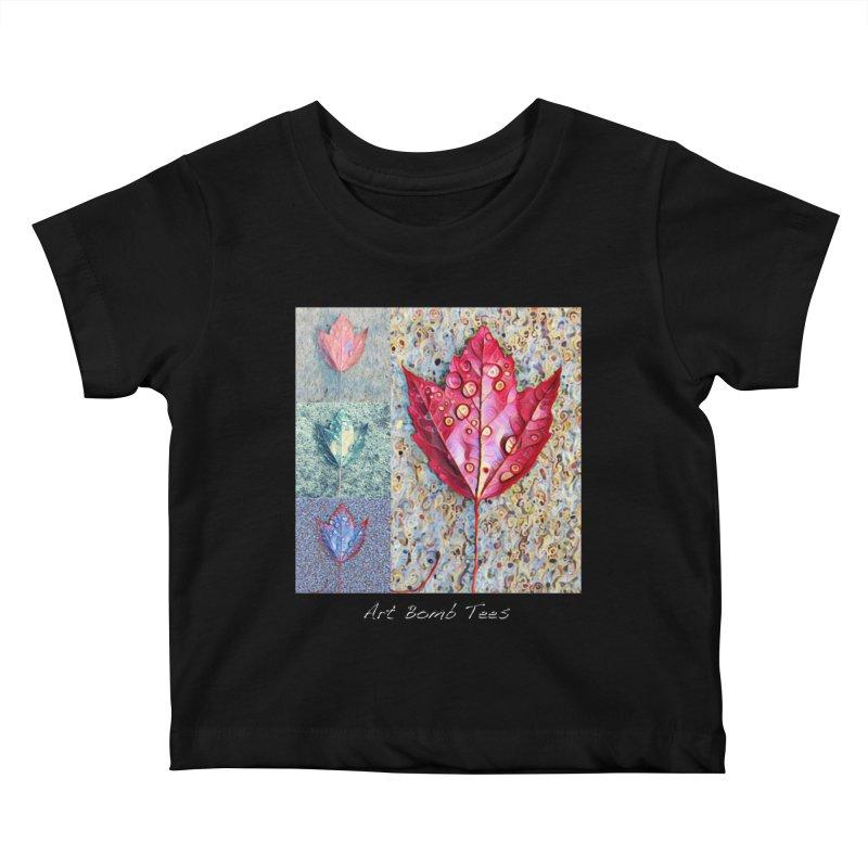 Autumn Colors  Kids Baby T-Shirt by artbombtees's Artist Shop