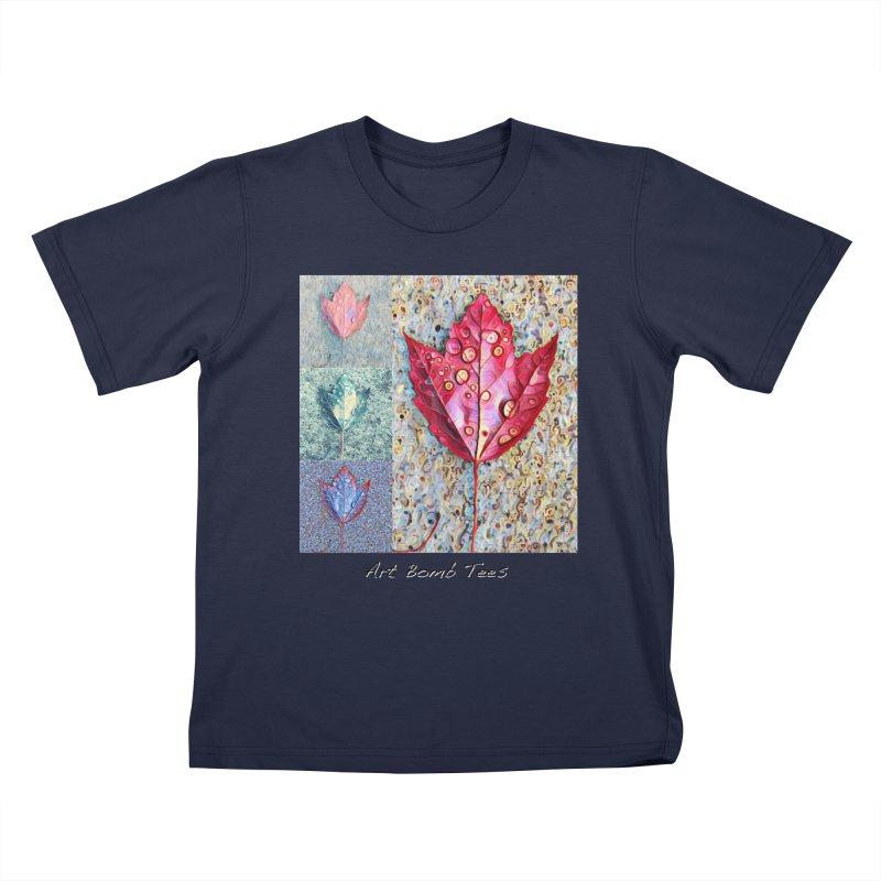 Autumn Colors  Kids T-Shirt by artbombtees's Artist Shop