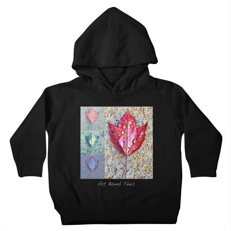 Autumn Colors  Kids Toddler Pullover Hoody by artbombtees's Artist Shop