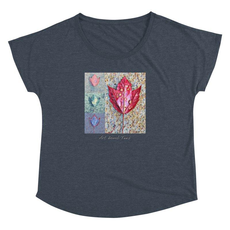 Autumn Colors  Women's Dolman by artbombtees's Artist Shop