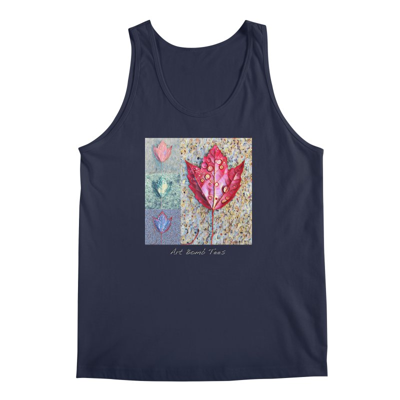 Autumn Colors  Men's Tank by artbombtees's Artist Shop