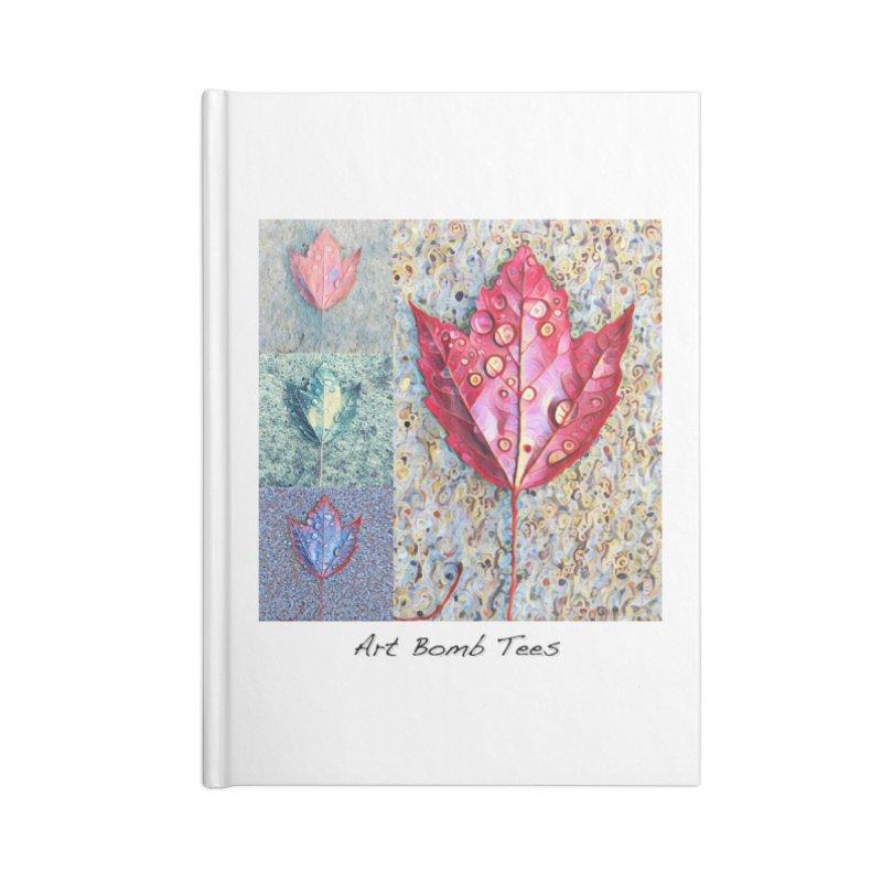 Autumn Colors  Accessories Notebook by artbombtees's Artist Shop