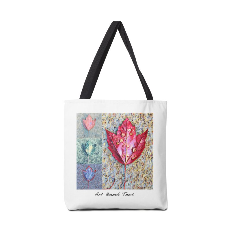 Autumn Colors  Accessories Bag by artbombtees's Artist Shop