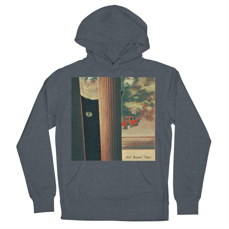 Cat's Eye Women's Pullover Hoody by artbombtees's Artist Shop