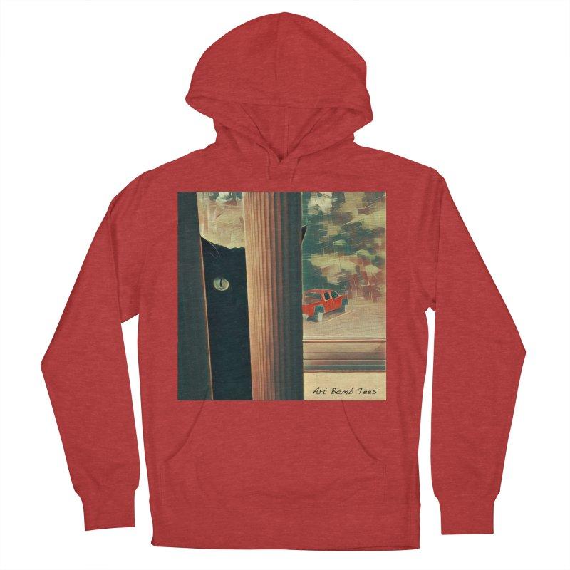 Cat's Eye Women's Pullover Hoody by artbombtees's Artist Shop