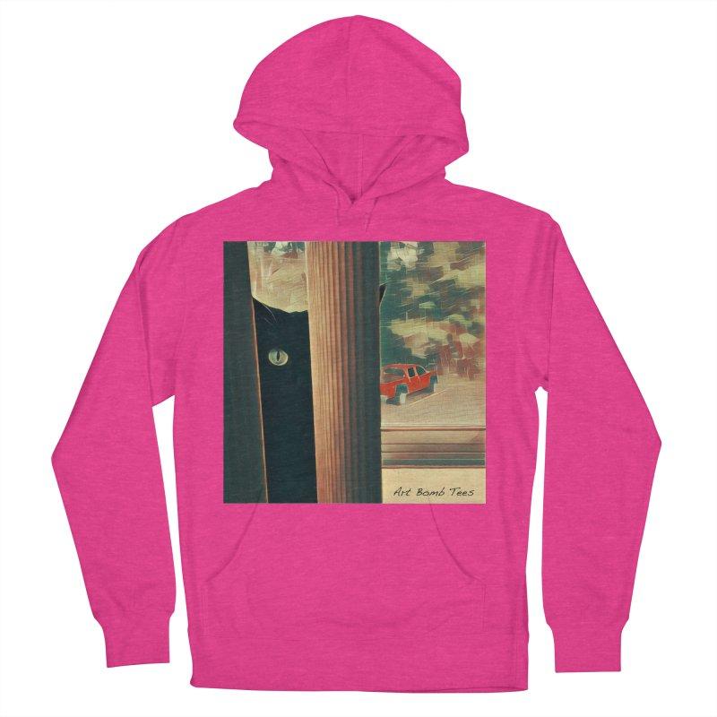 Cat's Eye Men's Pullover Hoody by artbombtees's Artist Shop