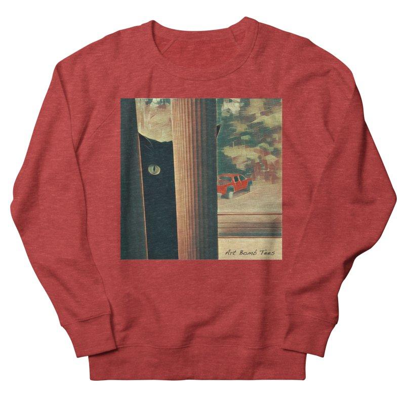Cat's Eye Women's Sweatshirt by artbombtees's Artist Shop