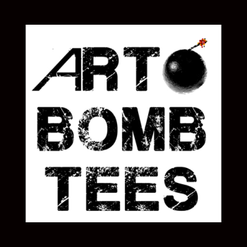 artbombtees's Artist Shop Logo