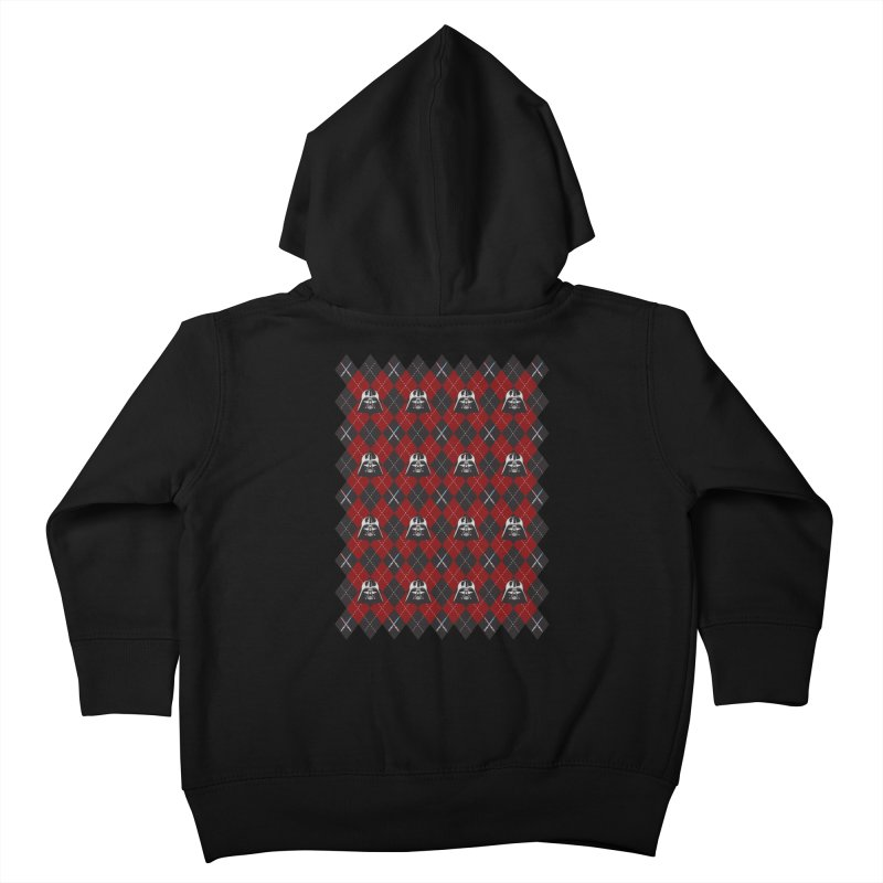 Darth Gyle Kids Toddler Zip-Up Hoody by artboy's Artist Shop