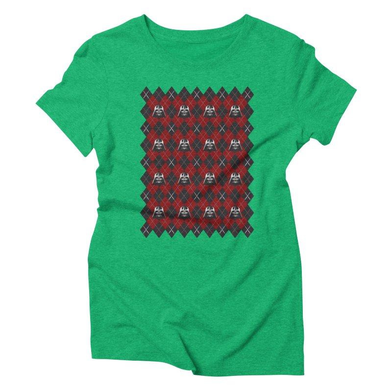 Darth Gyle Women's Triblend T-Shirt by artboy's Artist Shop