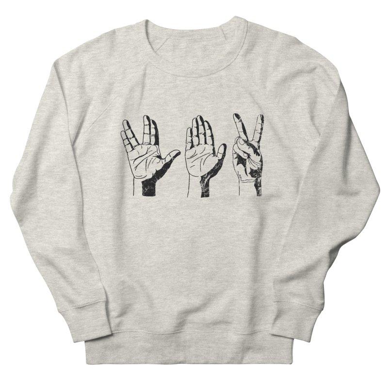 Spock-Paper-Scissors Women's Sweatshirt by artboy's Artist Shop