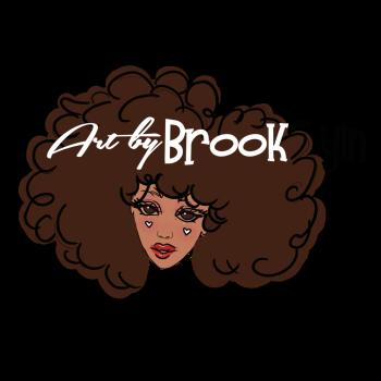 artbybrookyln's Artist Shop Logo