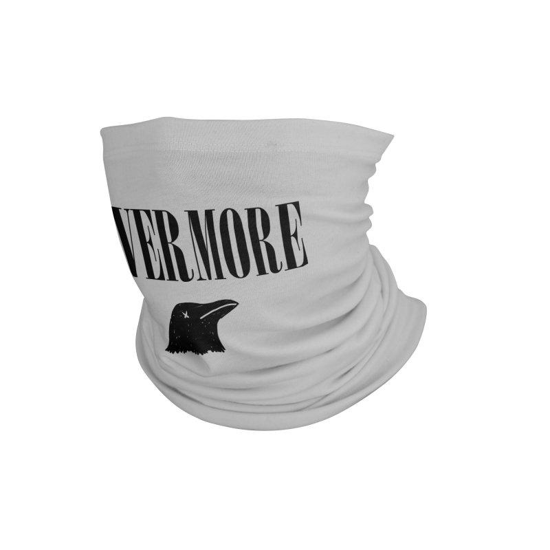 Nevermore Accessories Neck Gaiter by artbycafi's Artist Shop